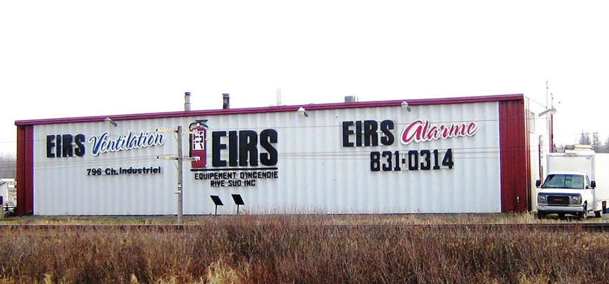 Équipement d'incendie